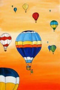 Paint & Relax - Baloni