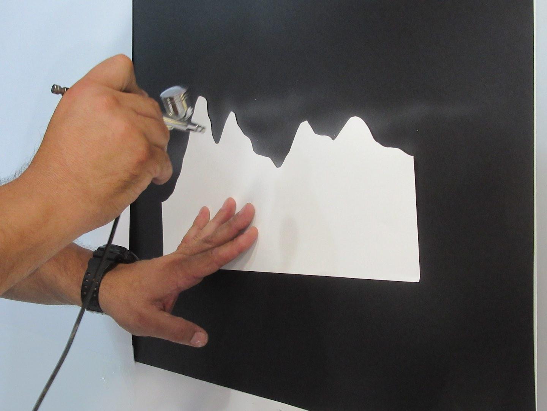 Kurs Airbrush Planina