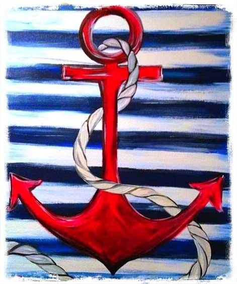 Paint & Relax Online i Studio Sidro