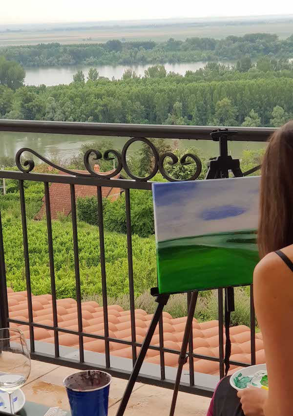 Slikanje u prirodi