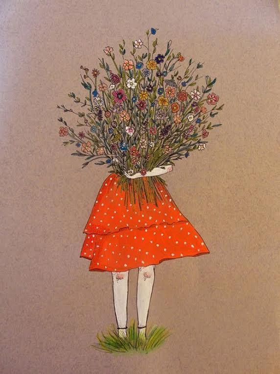 Paint & Relax Devojčica