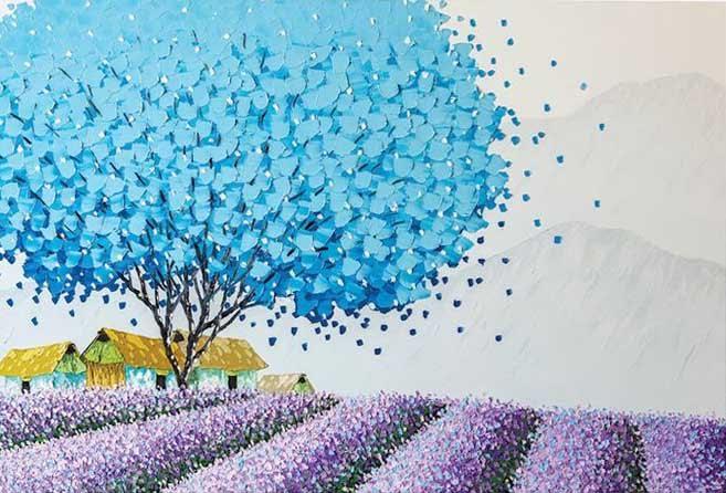 Paint & Relax Online i Studio Drvo