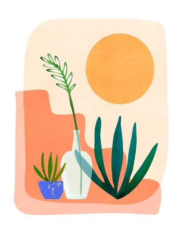 Paint & Relax Online i Studio Kaktusi