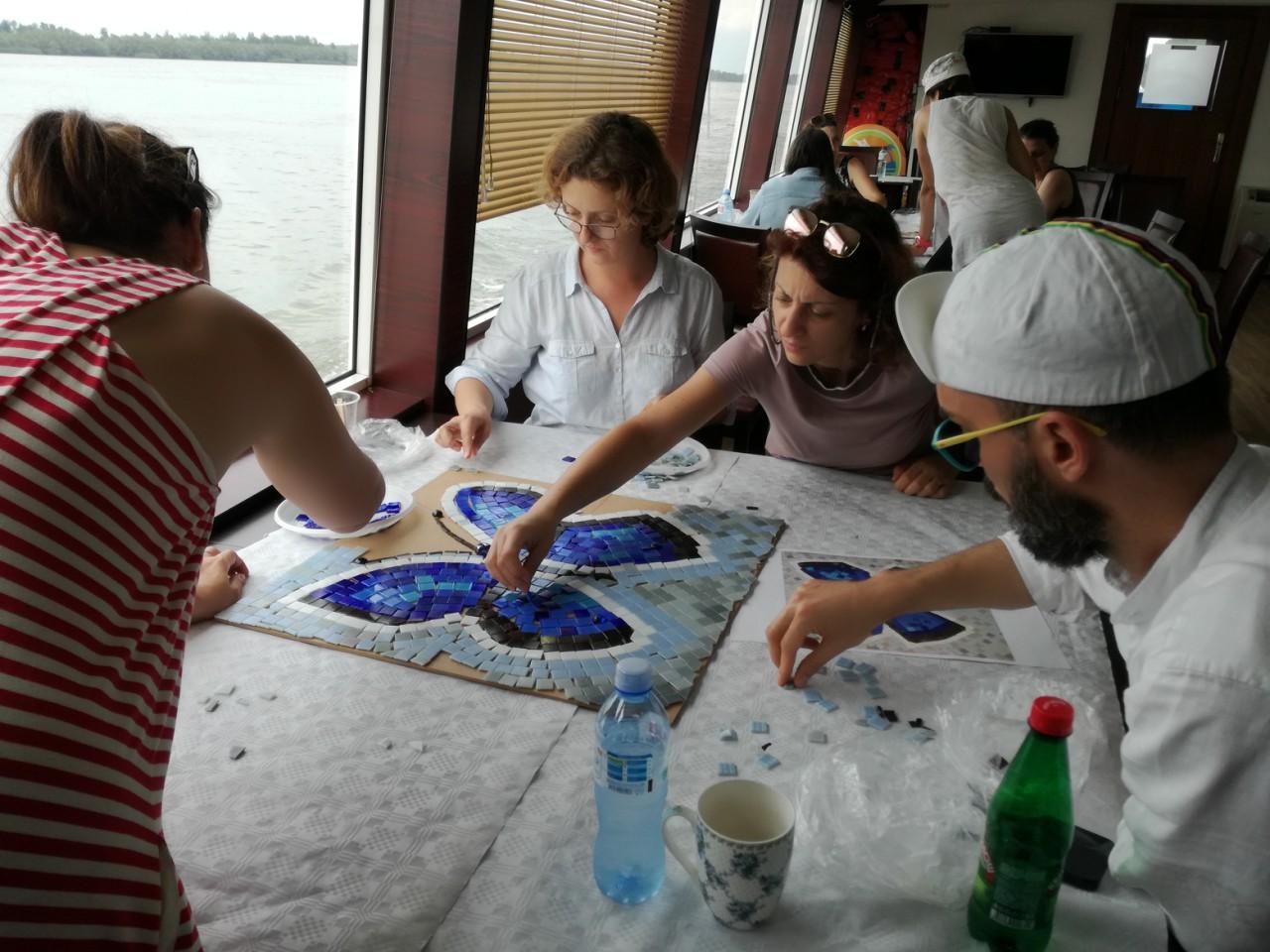 Team Building Mozaik
