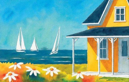 Kuća na obali