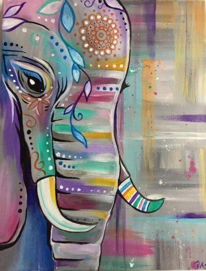 Paint & Relax - Slon