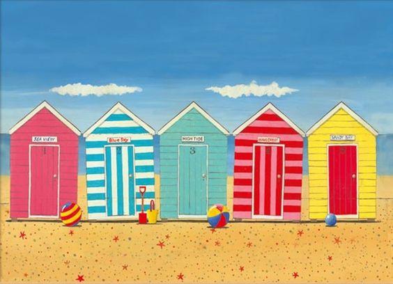 Paint & Relax - Kućice na plaži