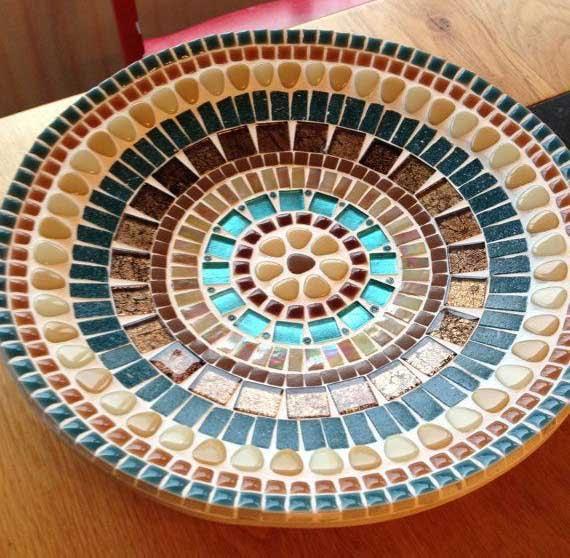 Kurs Mozaik na tanjiru