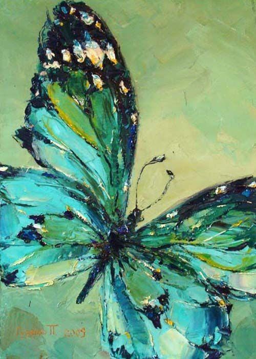 Paint & Relax Leptir